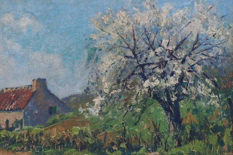 Eugène Colignon - Garten