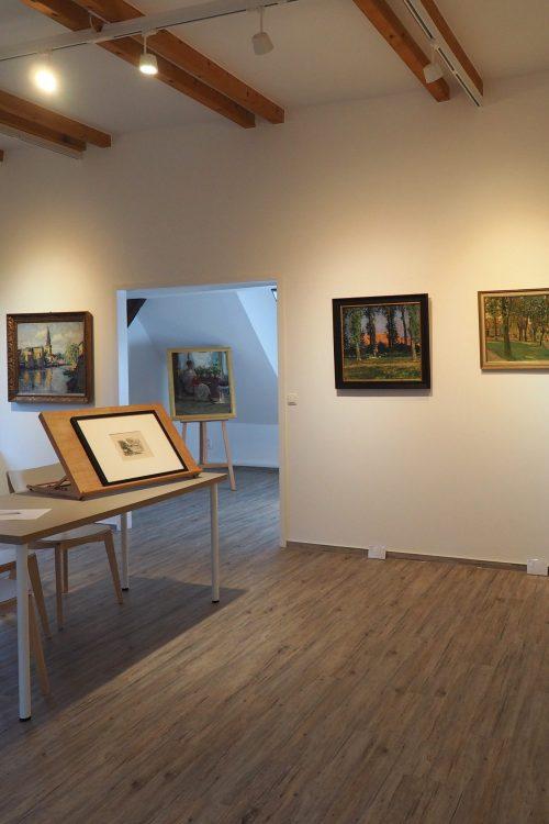 Kulturgut Ahlten - Einblick in die Räume