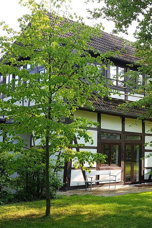 Das Kulturgut Ahlten - Fachwerkhaus